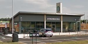 New Starbucks - Middlesbrough