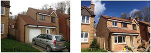 Two Storey Extension, Olliver Road, Richmond