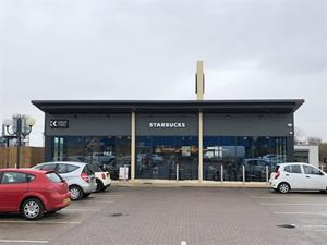 New Starbucks, Stockton-On-Tees