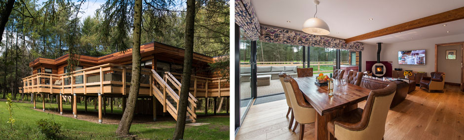 imgTimber Lodges & Eco Homes